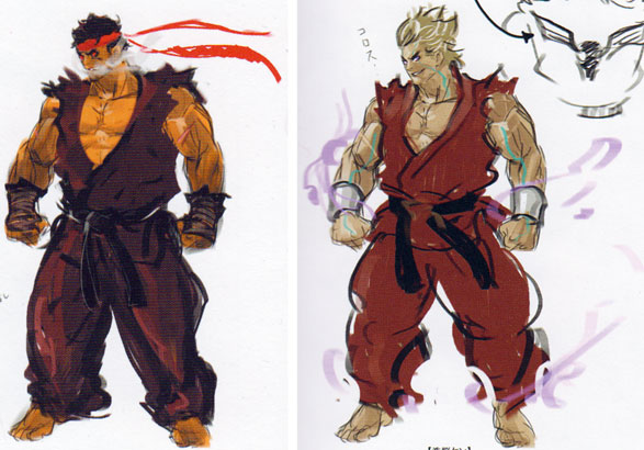 Would You Guys Like To See Violent Ken In Sfv Street Fighter V