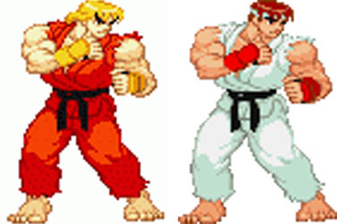 How To Design A Street Fighter Character Pt 2