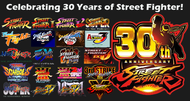 Street Writer The Word Warrior 30 Years Of Street Fighter 30 Years Of Characters 2