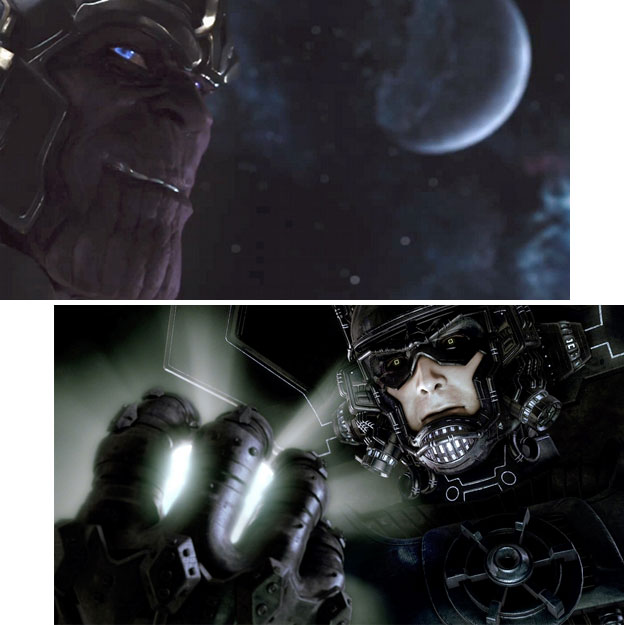 Thanos Avengers 1 Rela...