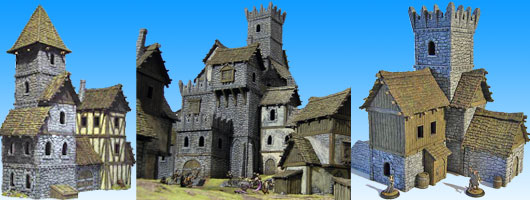 Looking for Modular Resin Fantasy Buildings [Archive] - Privateer