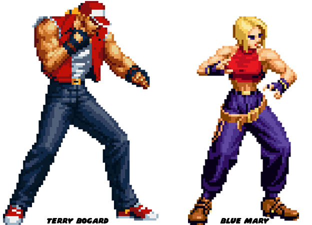 street writer the word warrior the legend of blue mary or girls in fighting games part 3 blue mary or girls in fighting games