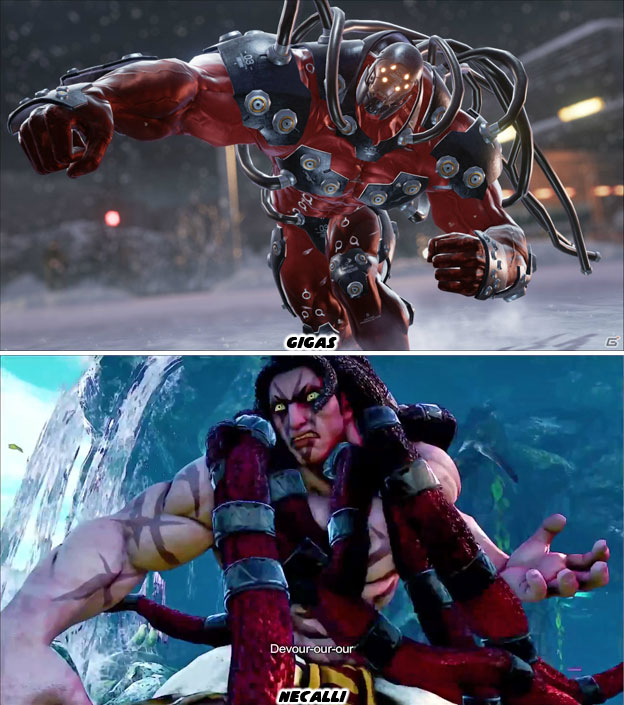 Street Writer The Word Warrior Necalli A First Look And Second Take On The New Street Fighter V Character