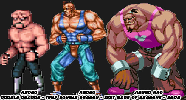 Street Writer The Word Warrior A Look At The Big Man Where Did The Capcom Giants Come From Part 2